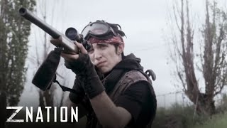 Z NATION | Season 3, Episode 1: 'Grindhouse Style' | SYFY