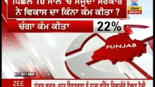 reports on the opinion poll of punjab assembly elections