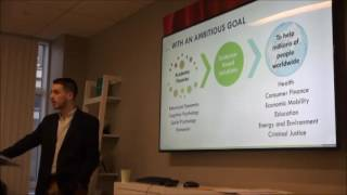 BISG Diagnosing Behavioral Challenges Workshop with Robert Reynolds (ideas42)