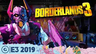 Borderlands 3's Place Among Modern Shooters | E3 2019