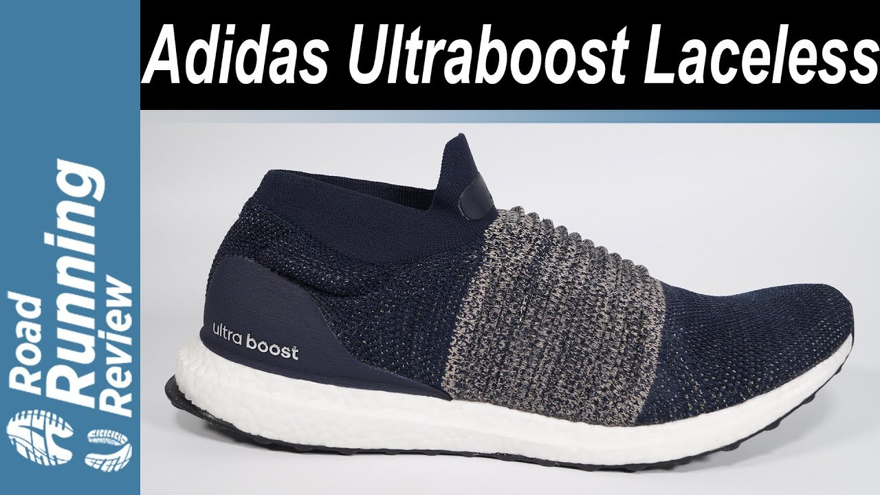 Adidas Ultraboost Laceless Moda O Running Youtube