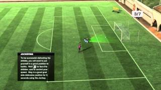 FIFA 12 demo and new gameplay tutorial