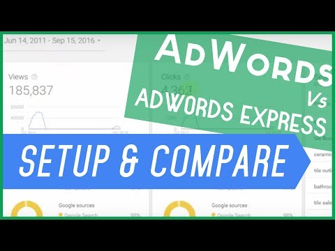 AdWords vs AdWords Express - HOW much is AdWords Express HURTING you?