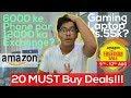 BEST 20 Must DEALs in Amazon Freedom Sale! 6000 Ke Phone par 12000 Ka Exchange? Laptop,Mobiles,DSLR!