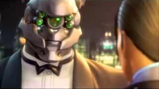 Appleseed Ex Machina (2007) - Trailer