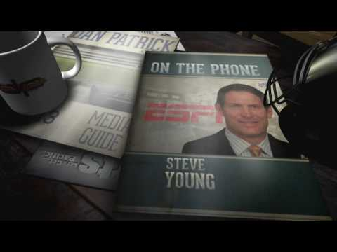 Steve Young won
