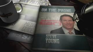 Steve Young won't say Tom Brady has passed Joe Montana (10/10/16)