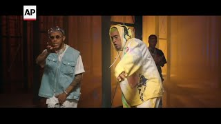 Jhay Cortez, Bad Bunny will take you back to the club with Grammy performance