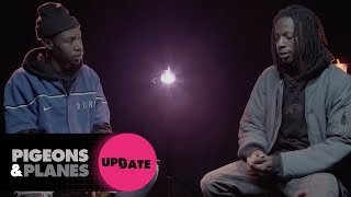 Watch Joey Badass Update video