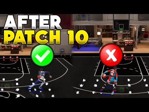 NBA 2K20 BEST DRIBBLE MOVES AFTER PATCH 10 THIS IS WHAT THE EXPLOSIVE BEHIND THE BACK LOOKS LIKE NOW