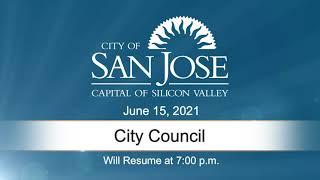 Download JUN 15, 2021 | City Council, Evening Session