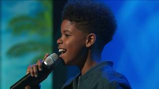 New Musician JD McCrary Performs New Single Here on KTLA