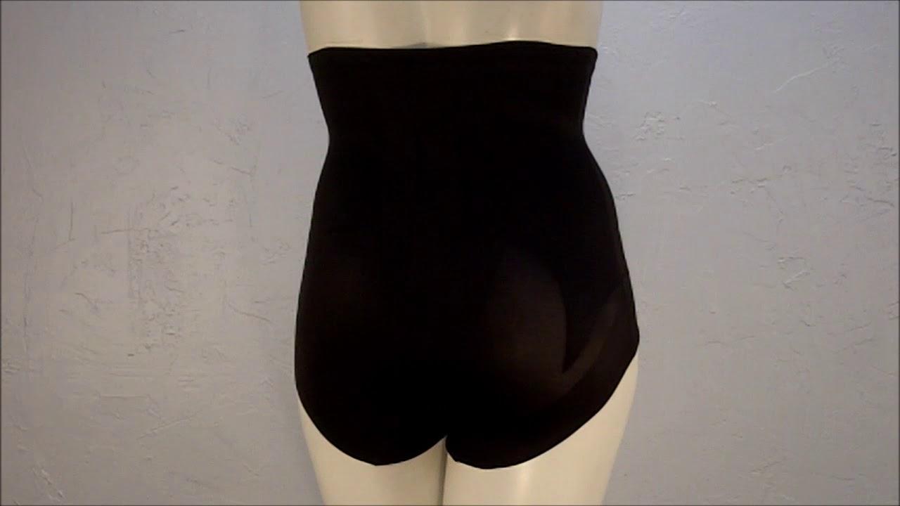 413fc9b17ea Style 2935 - Miraclesuit® Flexible Fit® Plus Size Hi-Waist Brief 360  Shapewear Video