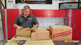 power stop z23 evolution sport brake kit unboxing