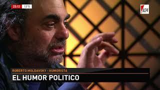 LNE | LUIS NOVARESIO ENTREVISTA - ROBERTO MOLDAVSKY