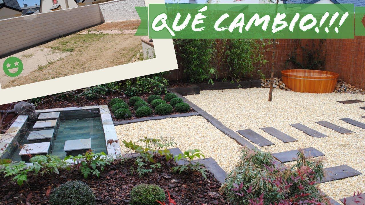 Garden make over construcci n de un jard n paso a paso for Construccion de un vivero paso a paso