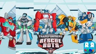 Transformers Rescue Bots: Disaster Dash - Hero Run (By Budge Studios) - Unlock All Transformers
