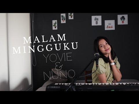 MALAM MINGGUKU ( YOVIE U0026 NUNO ) - MICHELA THEA COVER