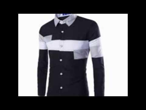 new shirt design for men 2017 - style Shirt