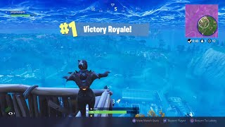 "12 KILL SOLO WIN!! - FORTNITE BR ""OBLIVION"" SKIN GAMEPLAY"