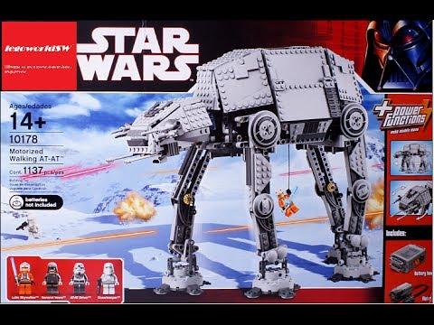 Купить lego star wars по низким ценам в интернет-магазине покупалкин. Осуществляем доставку по всей россии.