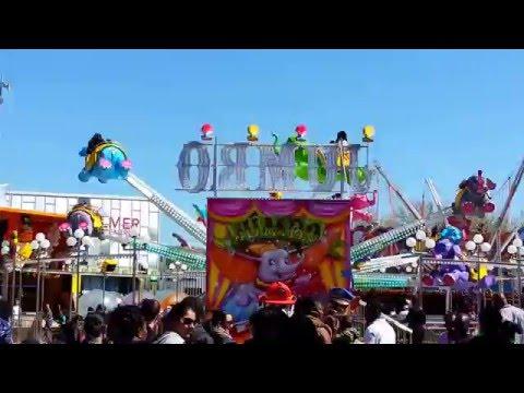 Fun Fair Amsterdam Holland - Kermis Amsterdam Zuidoost