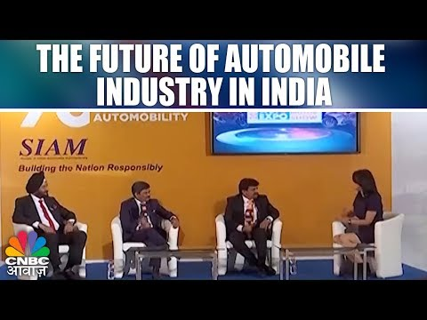 Car Nama | The Future Of Automobile Industry In India | Auto Expo 2018 | CNBC Awaaz