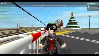 Helpston Level Crossing (Roblox)