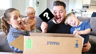 HUGE FAMILY SURPRISE!