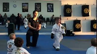 Victory Martial Arts 2017 Logan Xavier Drills 18