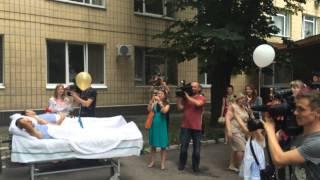 Свадьбы десантников