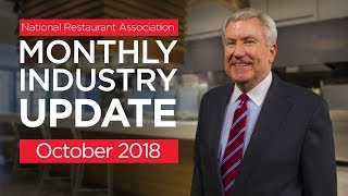Restaurant Industry Update October 2018
