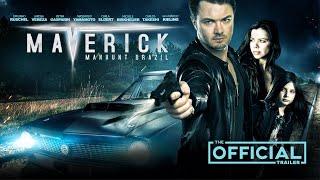 Trailer Oficial | Maverick: Caçada no Brasil |  2019 HD #trailer #film #action