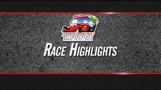 2013 Toyota Grand Prix of Long Beach Highlights