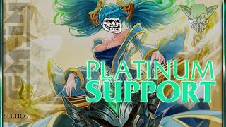 LEAGUE OF LEGENDS: Troll SUPPORT #sona #supportmain