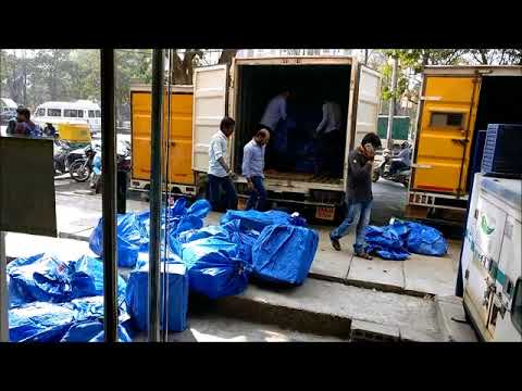 BLUE DART courier service