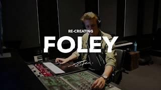 Ratatouille - Foley production by Zoltan Monori
