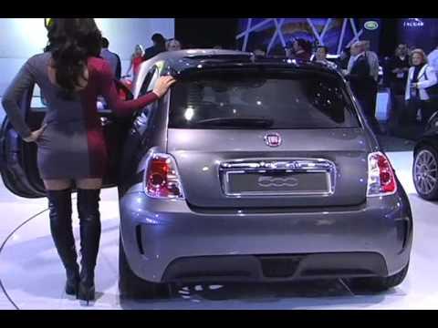 Fiat 500 Bev Naias 2010
