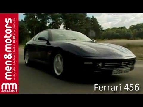 Richard Hammond Reviews The Ferrari 456