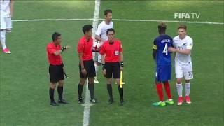 Match 33: New Zealand v. France - FIFA U-20 World Cup 2017