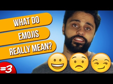 What Do Emojis Really Mean?