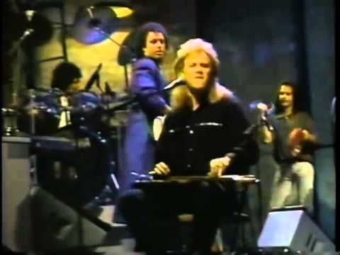 The Jeff Healey Band - While My Guitar Gently Weeps - YouTube