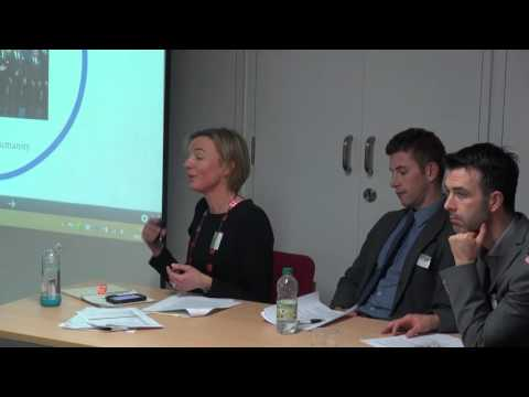 Climate Justice After Paris conference: Tara Shine, Thomas Hale and Aaron Maltais