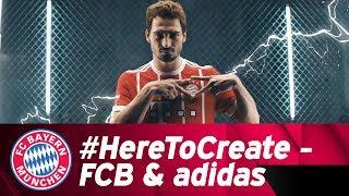 FC Bayern & adidas feat. MoTrip | #HereToCreate 🔊