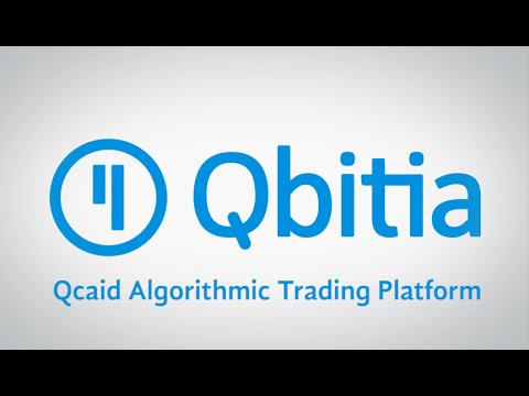 Automated trading platform by Qbitia