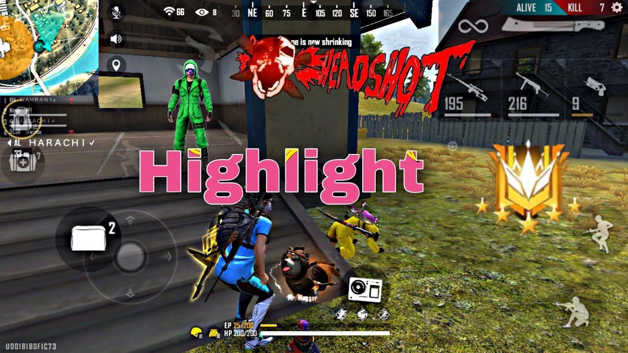 [Highlight] Headshot💖🔥