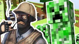 MURDER MYSTERY TROUBLE IN TERRORIST TOWN TTT! - Minecraft Meets Garry