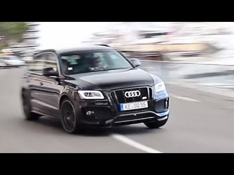 audi sq5 abt test drive 360hp youtube. Black Bedroom Furniture Sets. Home Design Ideas