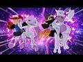 Minecraft: MEWTWO X VS MEWTWO Y !!! - PIXELMON DARK GUERRA !!! ‹ Ine ›