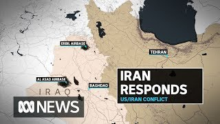 'Slapped them on the face': Iran's Supreme Leader hits out at US | ABC News